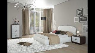 Светлая Спальня - Дизайн - Фото - 2019/Bright дизайн спальни молодой девушки фото