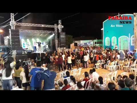 Marcação: Rodrigo Araújo faz participação no show de padre Irapuan (Veja Vídeo)
