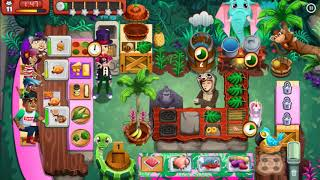 JUNGLE JOINT Season3 Episode3(S3E3) - Cooking Dash - 5STAR ALL CUSTOMERS SERVED
