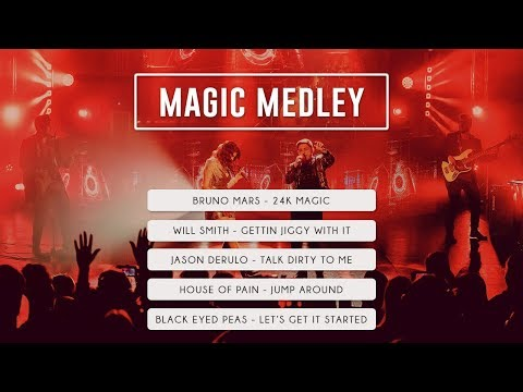 Trupa Cover - LOV - Magic Medley (Live Showcase)