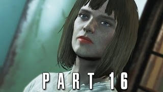Fallout 4 Walkthrough Gameplay Part 16 - Courser Boss (PS4)