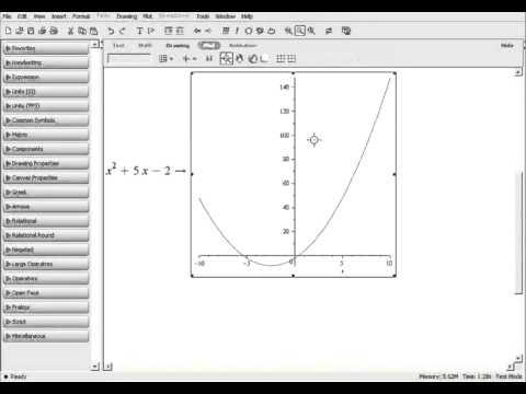 lineær regression maple