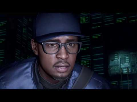 Watch Dogs 2 Nicholas Taylor Game Play