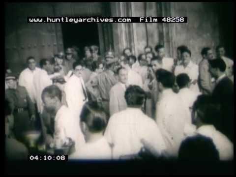 Rebel Conflict in Cuba, 1950s - Film 48258