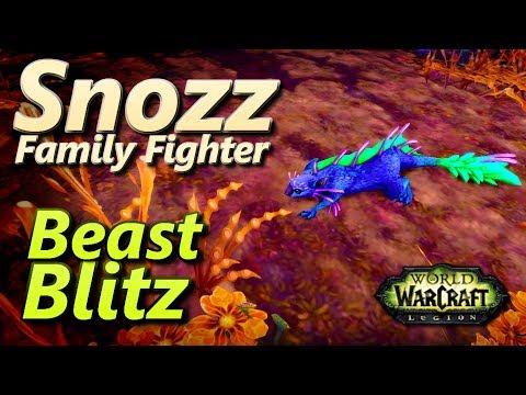Snozz Beast Blitz