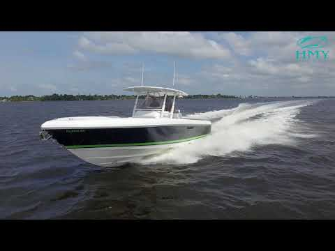 2009 Intrepid 35 Open URN'D IT - For Sale with HMY Yachts