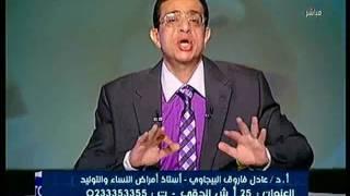 برنامج حدث سعيد | مع أ.د عادل فاروق البيجاوي حول الاسبوع الـ24 للحمل - شكل المولود 21-7-2017