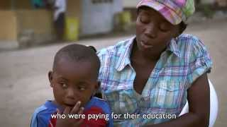 Child protection in the context of Ebola | World Vision