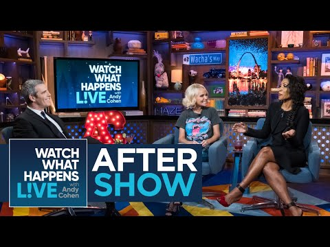 After Show: Dr. Jackie Walters' Aim To Educate Women | WWHL