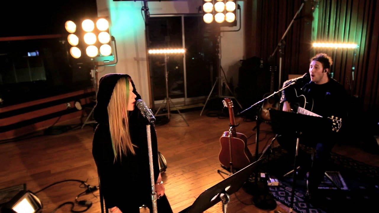 Avril Lavigne Control Room Live