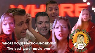 WHORE (1991) The best worst movie. movie review UW+R