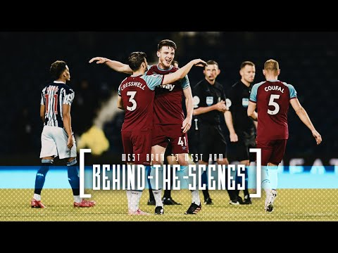 A MASSIVE THREE POINTS   BEHIND THE SCENES