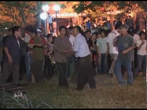 Lễ hội nhảy lửa của người dân tộc Pà Thẻn