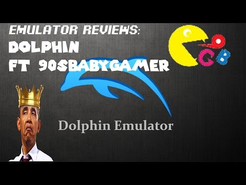 Emulator Reviews Part 3: Dolphin Emulator Review FT 90sBabyGamer