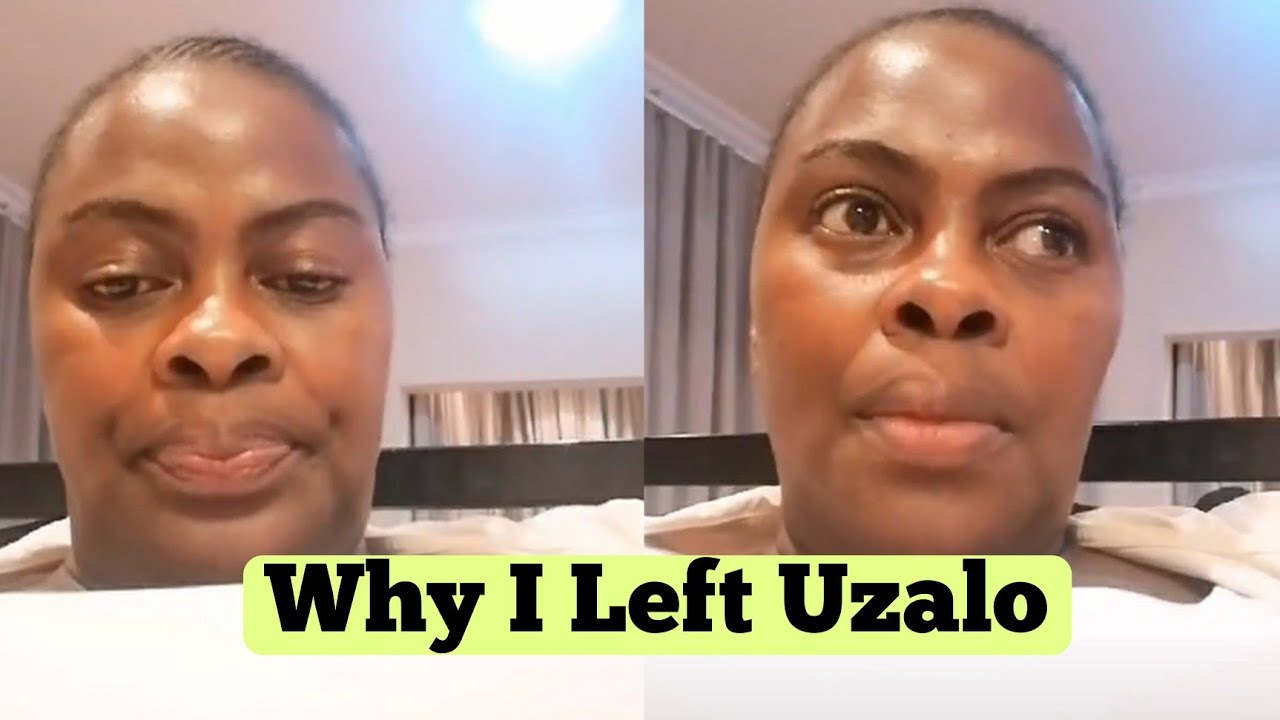Download Full Video of Mangcobo Talking about Leaving Uzalo