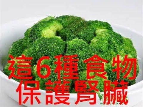 護腎吃什麼:6種食物保護腎臟 - YouTube