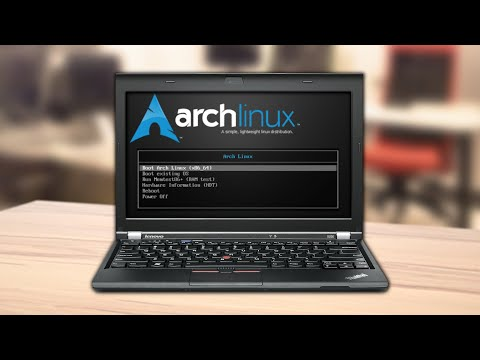 Install Arch Linux the EASY WAY - Archfi Guide (2021)