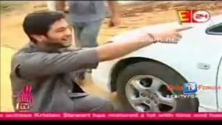 [U Me aur TV] 28th June 2010: Mishal ki Masti on the Sets of LTL
