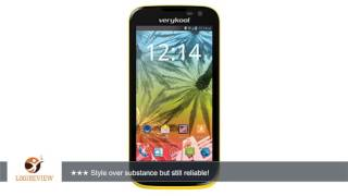 """verykool s4510 Luna 4G HSPA+ 4.5"""" IPS LCD Unlocked GSM Smartphone Android 4.2 Bluetooth 1.2GHz"""