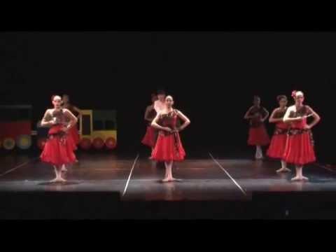 ''Σπανιόλες'' Σχολή Χορού «Ρούλα Παπαδημητρίου»