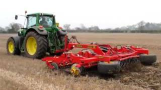 John Deere Precision Farming Demonstration Day in Essex, UK