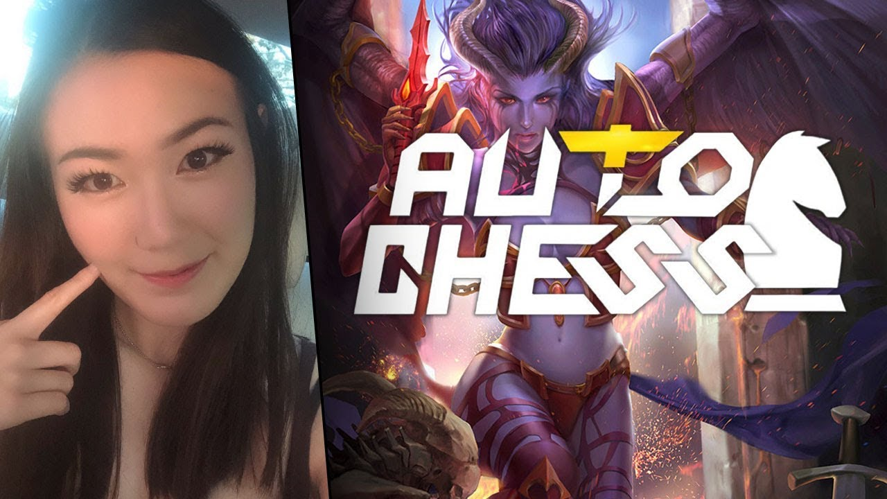 Queen of Pain 3 Is Cool | Hafu Auto Chess