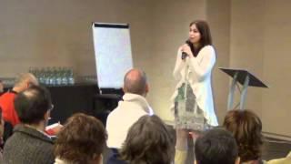 """""""La importancia de canalizar en estos tiempos"""" Alicia Sanchez en IX Congreso Ciencia y Espíritu"""