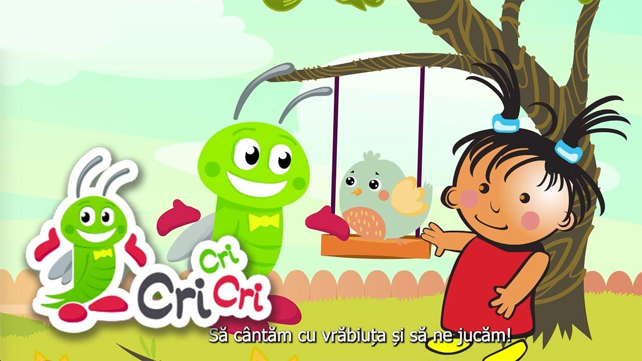 Vrabiuta (remix) | Cantece pentru copii | CriCriCri #cantecepentrucopii