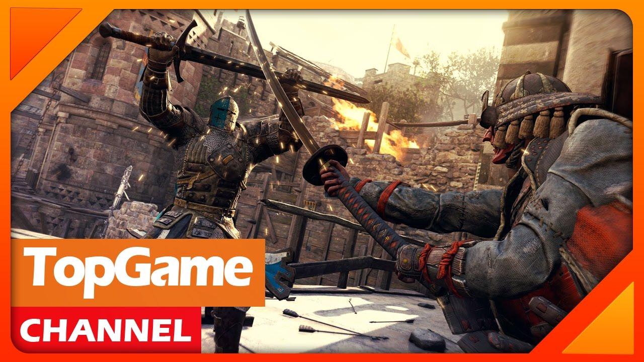 [Topgame] Top 7 game ĐỐI KHÁNG cực hấp dẫn đã & sắp ra mắt 2017 | PC-PS4-X.One