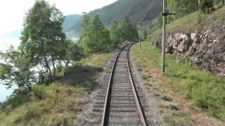 Zarengold - Train ride along Lake Baikal