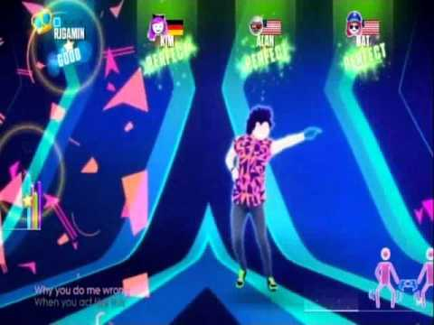 Just Dance 2016 Teacher By Nick Jonas (Wii)