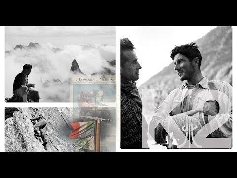 Walter Bonatti L'Enigma del K2 1954 Featuring Reinhold Messner  Erich Abram
