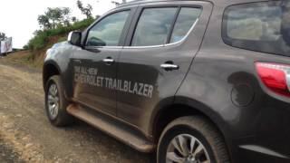 Menguji Ketangguhan All New Chevrolet Trailblazer