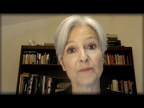 IT ISN'T OVER! JILL STEIN JUST CAME OUT AND SAID SOMETHING SO FRICKIN' DISGUSTING