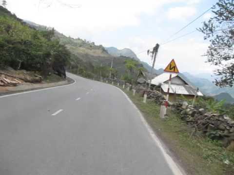 Đường từ TP Lai Châu đi Phong Thổ 02