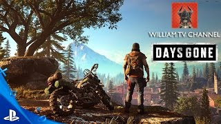 Giới thiệu game Days Gone - (Trailer & Gameplay Demo on PS4) ✔ᴴᴰ