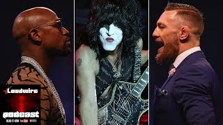 KISS' Paul Stanley Picks Mayweather Over McGregor - Podcast Preview