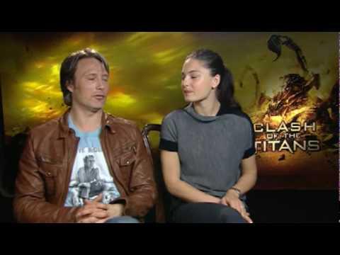 Mads Mikkelsen And Alexa Davalos Talk Clash Of The Titans | Empire Magazine