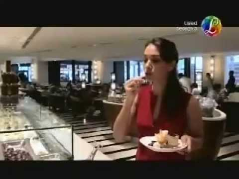 Spiral Buffet in Manila on Lifestyle Network