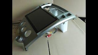Автомагнитола прошивка навигатора китай