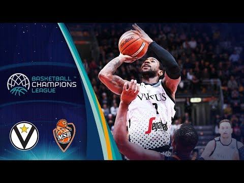 Segafredo Virtus Bologna v Le Mans - Full Game - Rd. of 16 - Basketball Champions League 2018-19
