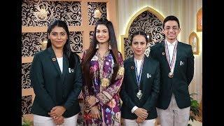 GTV Morning Show - IHMD Gold Medalists