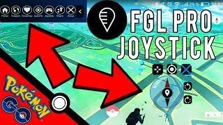INSTALANDO EN VIVO FGL Pro - MEJOR HACK Pokemon GO JOYSTICK Android 6, 7 y 8