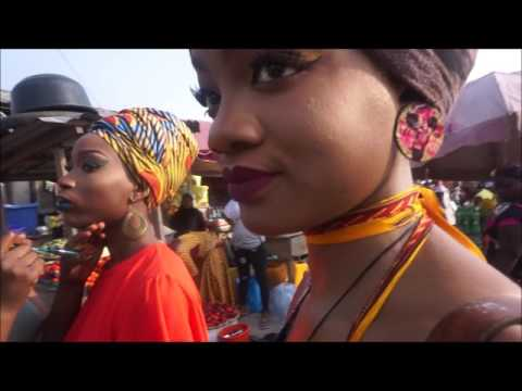 The life of The Next Top Makeup Artist VLOG | PBC goes to Lagos