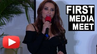 Salman Khan's Girlfriend Iulia Vantur's FIRST EVER Media Event | Every Night And Day | UNCUT