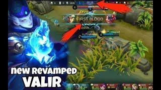 Tank Killer Valir Op Schaden nach update l Combo und Tipps l Valir Gameplay-l Rx-Gaming