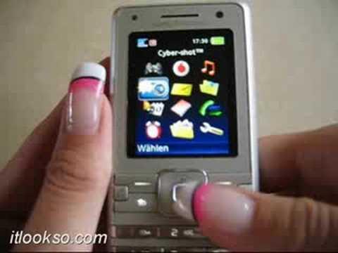 Sony Ericsson K770i - itlookso.com