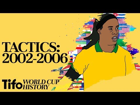 Tactics Explained | 2002-2006: A History Of The World Cup