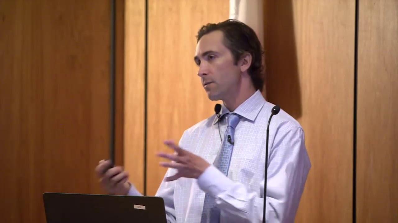 Dr. Adam Rosen Presents Treatment Options for Chronic Knee Pain