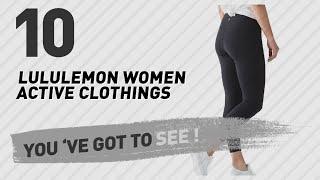 Lululemon Women Active Clothings // New & Popular 2017